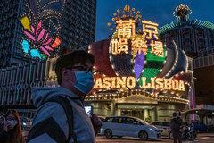 Macao vắng tanh như 'thành phố ma' vì virus Vũ Hán