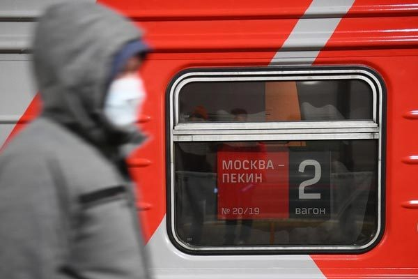 Nga ngưng mọi chuyến tàu chở khách qua lại Trung Quốc