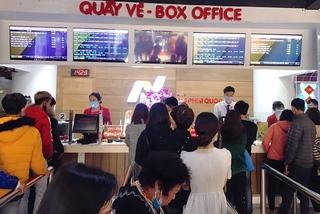Rạp chiếu phim tại Hà Nội ra thông báo chưa từng có giữa mùa dịch