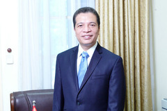 Bổ nhiệm lại Thứ trưởng Bộ Ngoại giao, Bộ Tài nguyên Môi trường