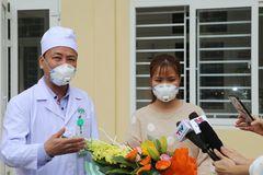 10 ngày trong phòng cách ly của người Việt Nam đầu tiên khỏi corona