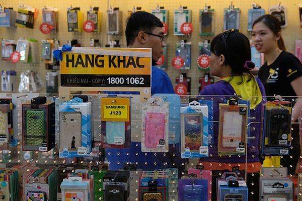 Không chỉ iPhone xách tay, một số phụ kiện khác tại VN sẽ khan hàng vì dịch viêm phổi corona