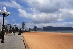 Phát hiện 1 phụ nữ tử vong bất thường ở bờ biển Quy Nhơn
