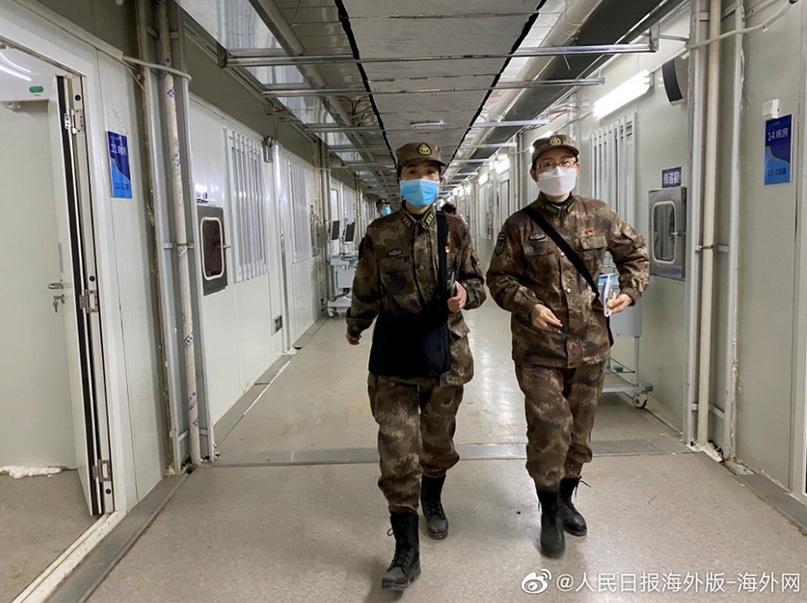 Ngỡ ngàng bên trong bệnh viện mới mở điều trị virus corona