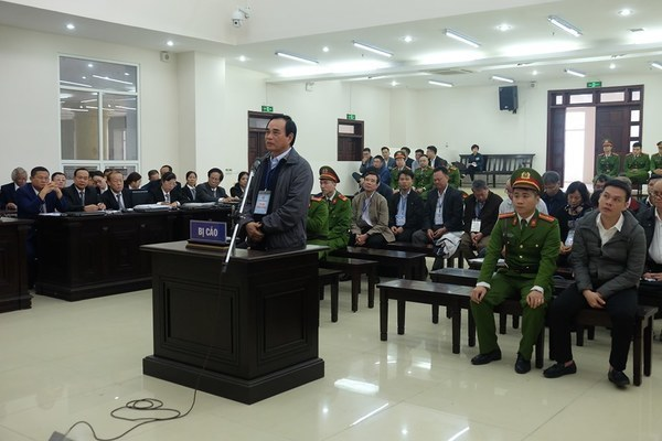 Cựu Chủ tịch Đà Nẵng Văn Hữu Chiến kháng cáo