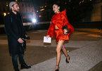 Designer Tran Hung's creation featured in Vogue