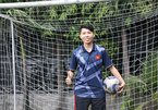 Goalie Kim Thanh – steel shield of women's football team