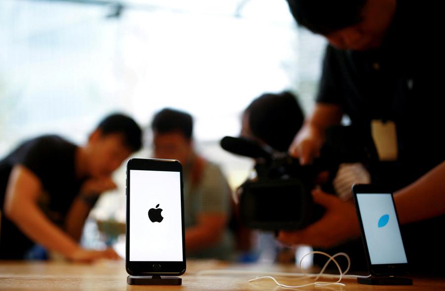 Doanh số iPhone,Apple