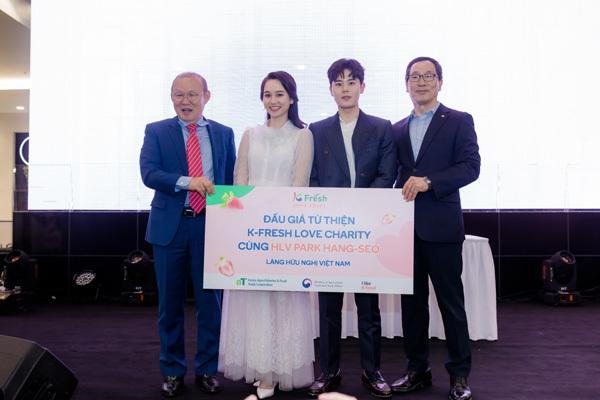 Khám phá nhiều sản phẩm Hàn Quốc trong lễ hội KFresh Love Festa 2020