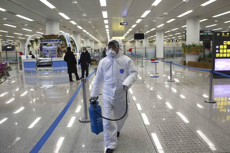 Khẳng định chưa có bệnh nhân, Triều Tiên chống virus corona ra sao?