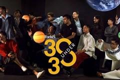 """Forbes Vietnam announces """"30 Under 30"""" list"""
