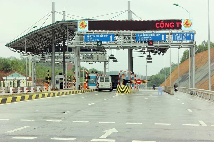 Bộ GTVT đề nghị tỉnh Thái Nguyên sớm cho ý kiến thu phí quốc lộ 3