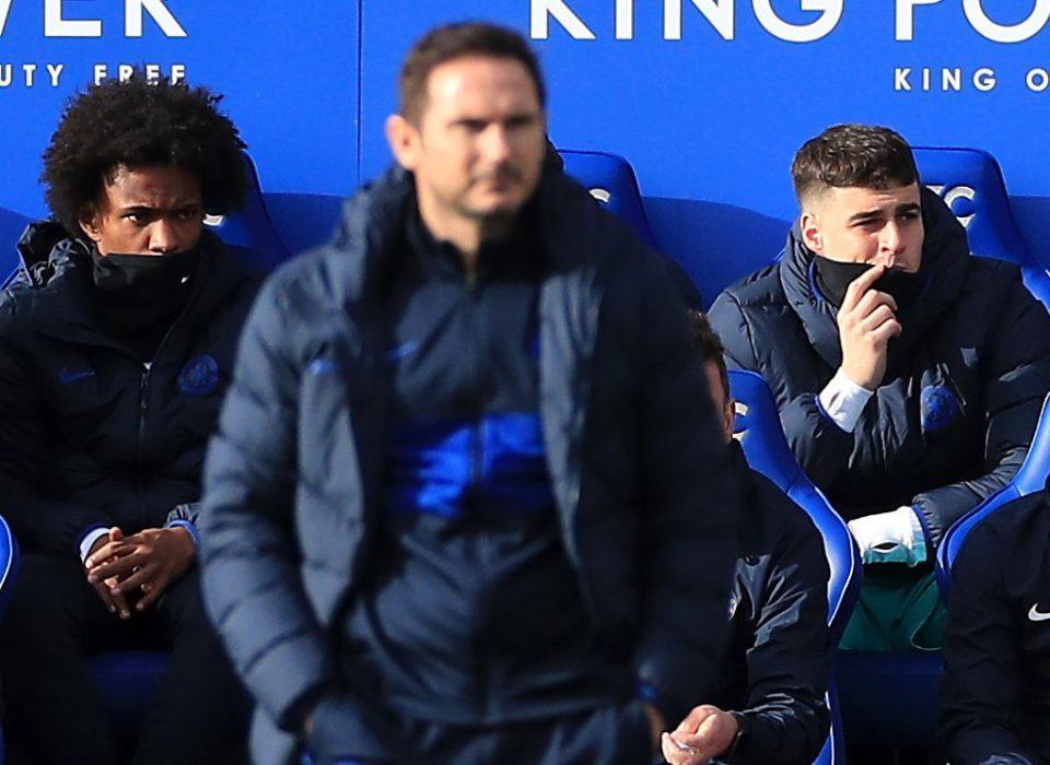 Lampard xung khắc lãnh đạo Chelsea vì phế bỏ Kepa