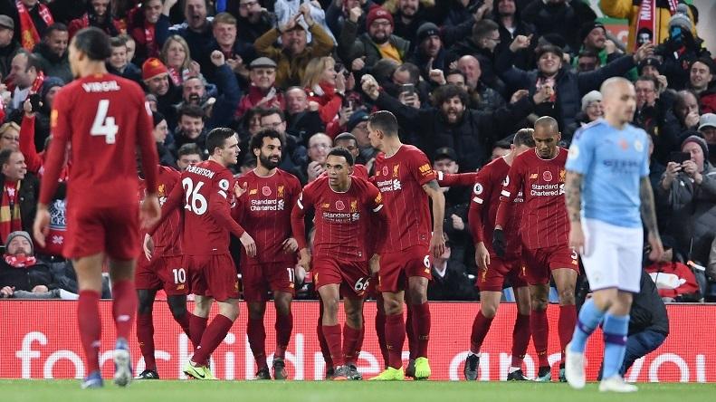 Mourinho: Tôi biết Liverpool vô địch Premier League từ tháng 11