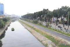 Hà Nội xây gần 13km cống ngầm dưới sông Tô Lịch