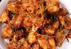 Công thức làm gà rang sả, lá chanh chuẩn cơm mẹ nấu