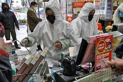 Gần 500 người chết vì virus corona