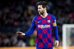 Barca loạn to, Messi công khai tấn công Abidal