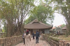 Vinh Nghiem pagoda - home to world documentary heritage