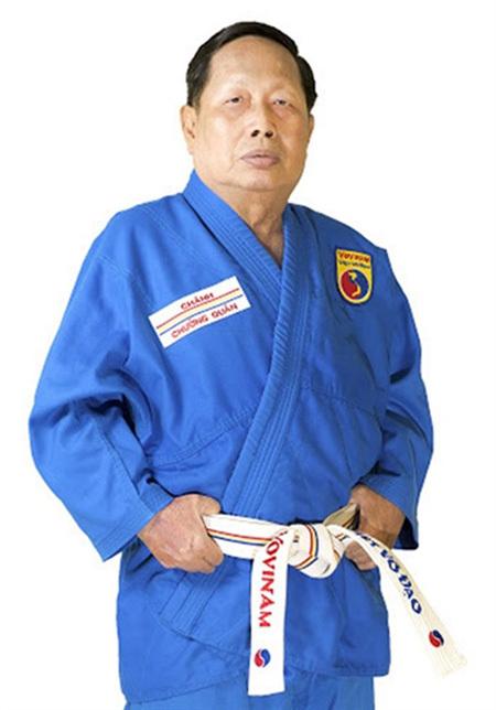 Grandmaster Nguyen Van Chieu,vovinam,passes away