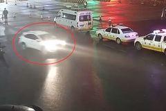 Nam tài xế rú ga bỏ trốn sau khi bị cảnh sát phát hiện sốt cao nghi nhiễm corona