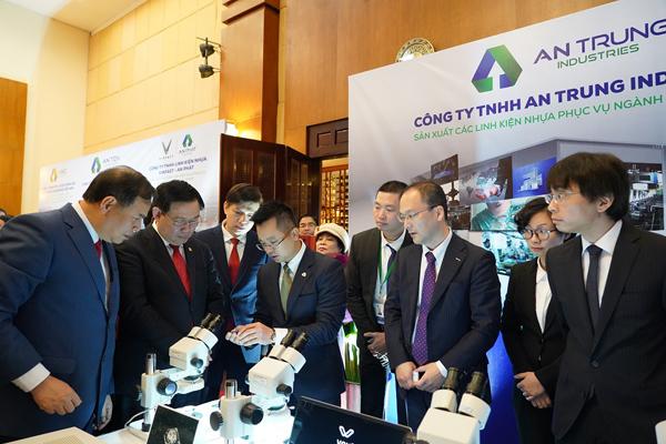 Hải Dương mở Hội nghị hỗ trợ tư vấn doanh nghiệp phát triển công nghiệp hỗ trợ
