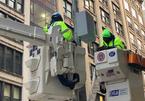 Trạm phát sóng 5G được phép lắp đặt trên hệ thống đèn đường tại New York