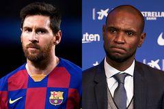 Barca lo 'mất trắng' Messi, họp gấp sa thải Eric Abidal