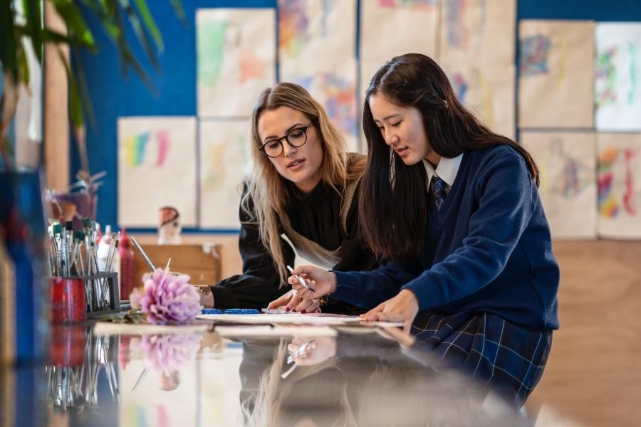 40 suất học bổng chính phủ New Zealand bậc trung học