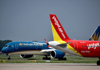 Mỗi hãng hàng không chỉ được bay Hà Nội - TP.HCM 1 chuyến/ngày