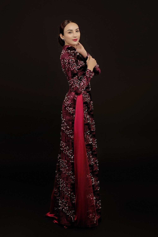Lý do Hoa hậu Ngọc Diễm không theo đuổi phong cách gợi cảm