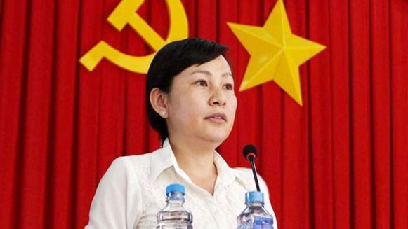 Bà Huỳnh Thị Hằng giữ chức Phó bí thư thường trực Bình Phước
