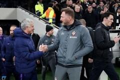 Mourinho nói điều không ngờ sau trận thắng hú vía của Tottenham