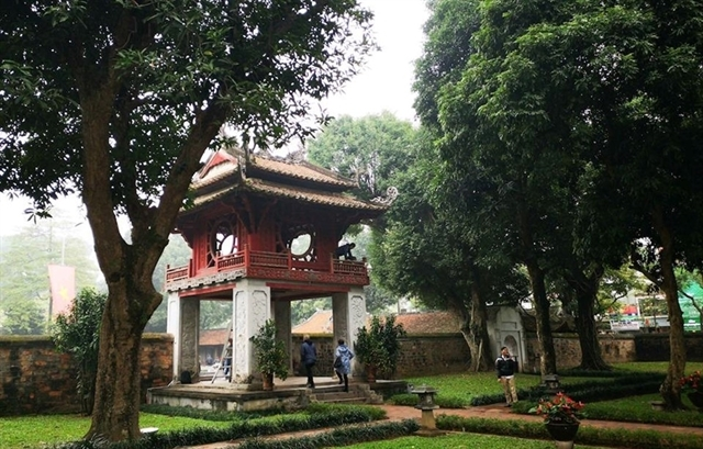 Hanoi re-opens relic sites, tourist attractions