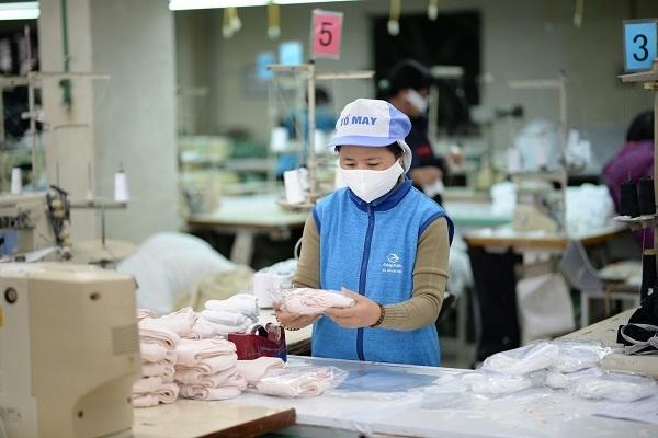 Doanh nghiệp muốn đẩy mạnh xuất khẩu khẩu trang vải