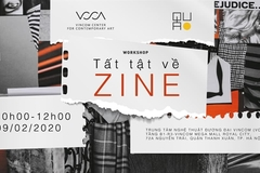 Workshop on zine publication