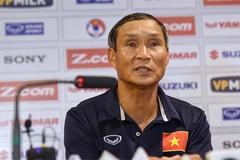 """HLV Mai Đức Chung: """"Hàn Quốc muốn ghi thêm bàn cũng khó"""""""