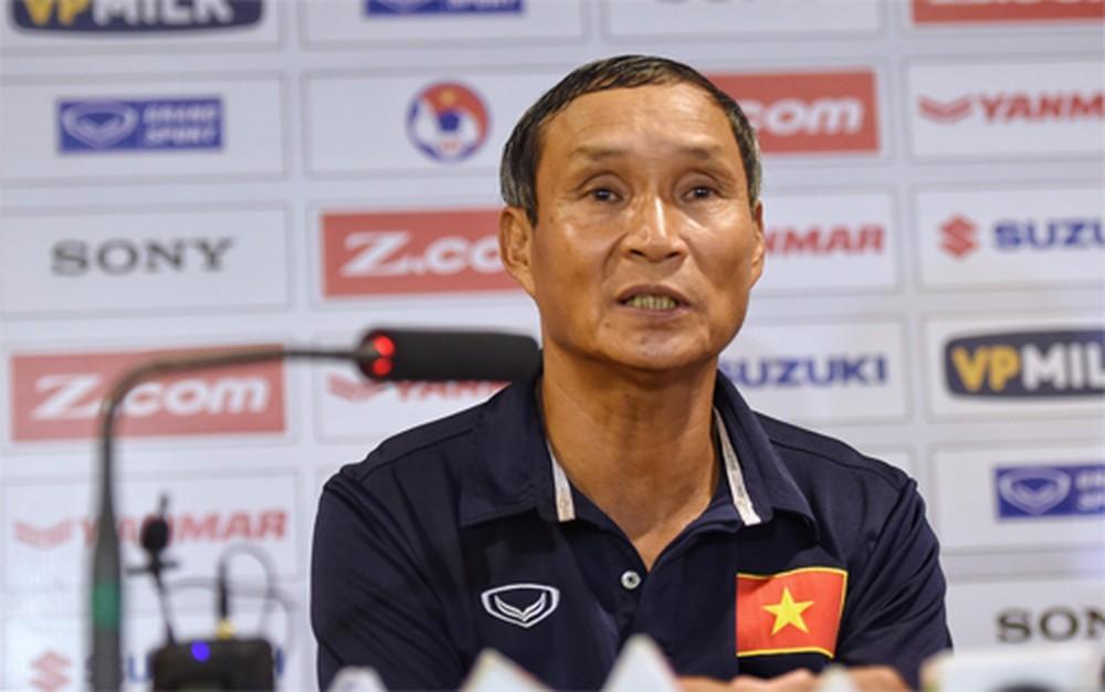 HLV Mai Đức Chung: 'Hàn Quốc muốn ghi thêm bàn cũng khó'