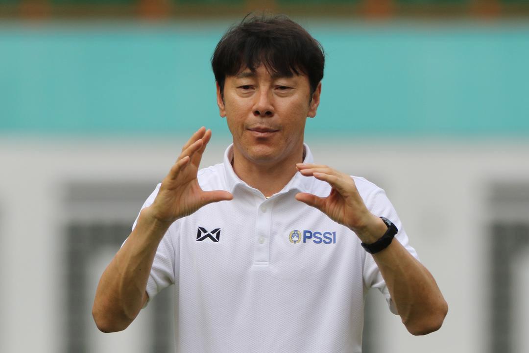 Tuyển Indonesia,Tuyển Việt Nam,Indonesia vs Việt Nam,Shin Tae Yong