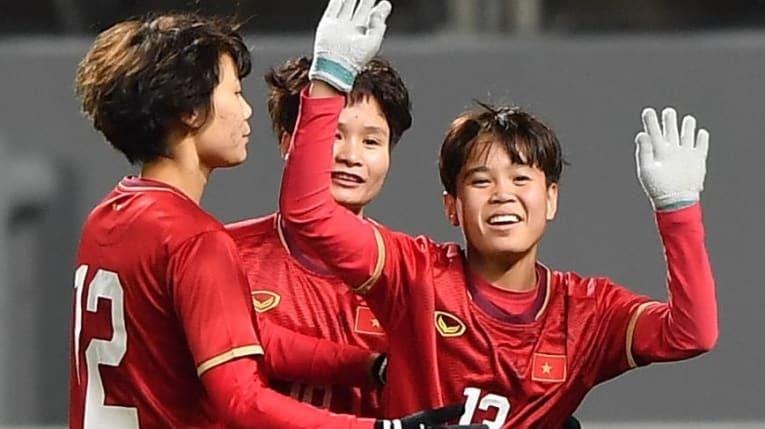 Thắng Myanmar, tuyển nữ Việt Nam giành vé play-off Olympic
