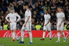 Real Madrid vỡ mộng ăn 3 sau màn rượt đuổi điên rồ