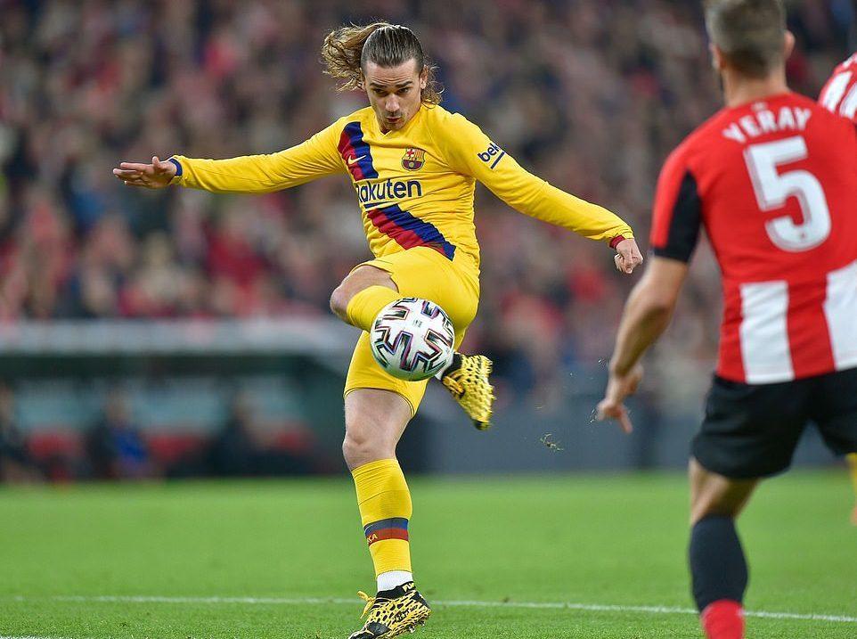 Messi mờ nhạt, Barca bị loại khỏi cúp Nhà vua ở phút 93
