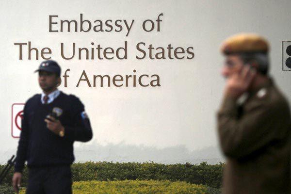 Ấn Độ rúng động vụ bé 5 tuổi bị hãm hiếp trong khuôn viên sứ quán Mỹ