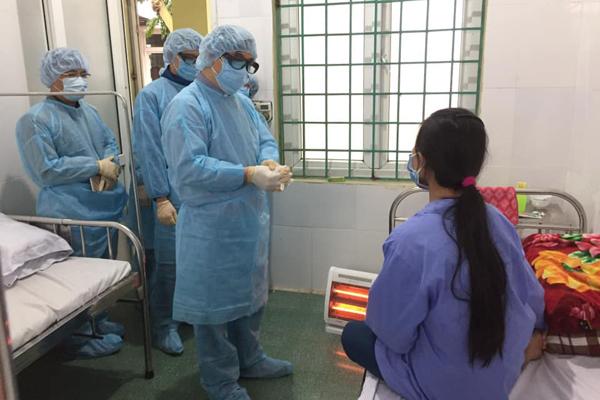 Thêm 4 người nhiễm Covid -19 ở Vĩnh Phúc có kết quả âm tính