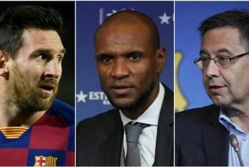Messi ra tối hậu thư Barca: Hoặc tôi đi, hoặc Bartomeu từ chức!