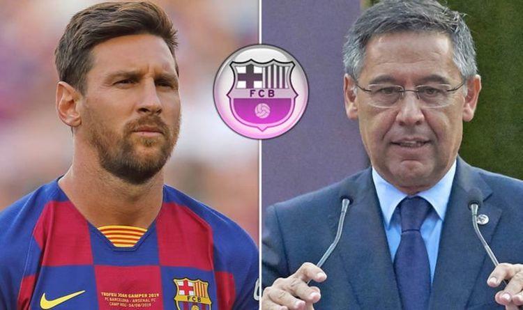 Barca dùng luật, ép Messi và đồng đội giảm 70% lương
