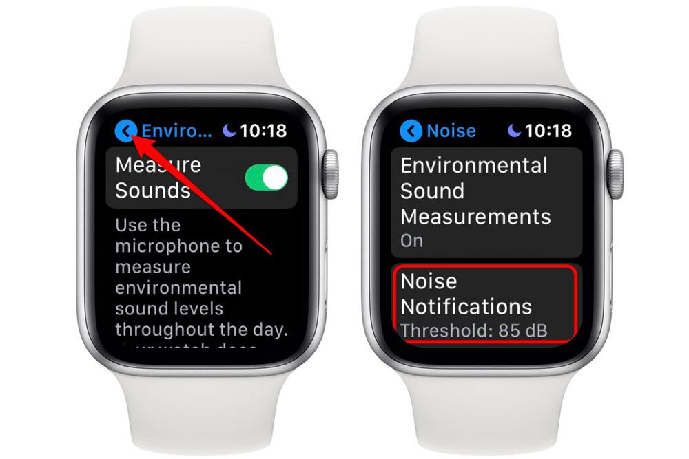Cách đo cường độ tiếng ồn môi trường xung quanh bằng Apple Watch