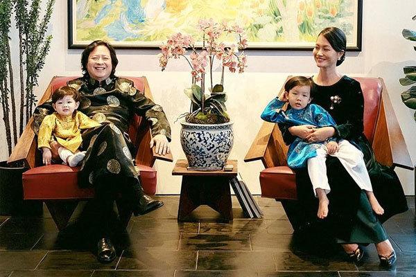 Diễn viên Đỗ Hải Yến sinh con thứ 3 cho chồng đại gia