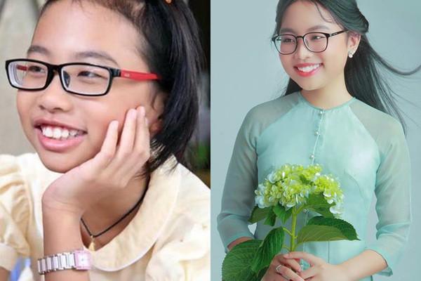 Phương Mỹ Chi, Thiện Nhân, Khánh An vào tuổi dậy thì, gu thời trang nữ tính hẳn