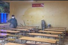 Sở Giáo dục Vĩnh Phúc thông tin nhanh về HS mắc virus corona